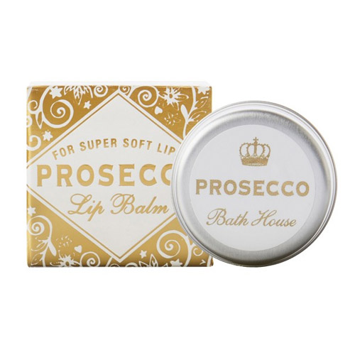Bath House Prosecco Lip Balm
