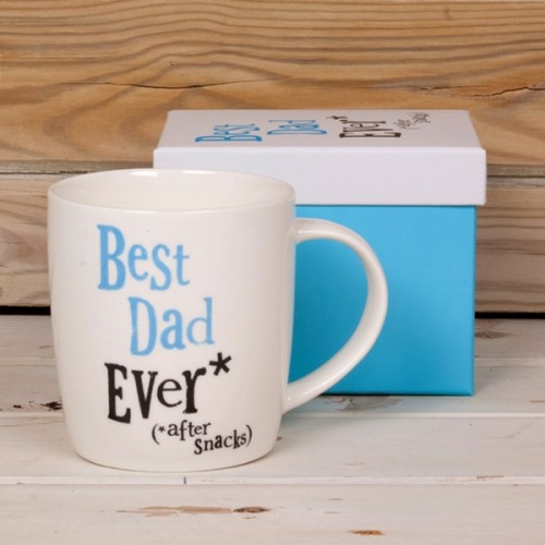The Bright Side Best Dad Mug