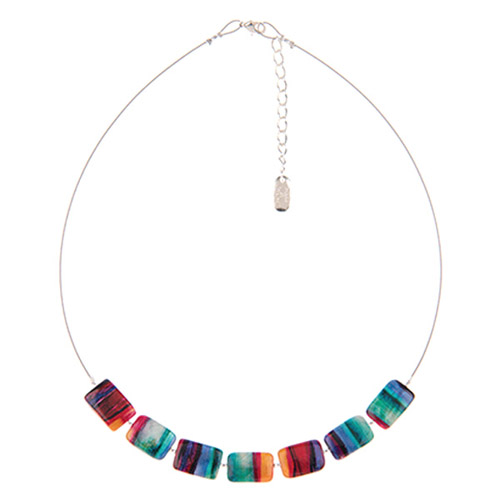 Carrie Elspeth Abstract Necklace