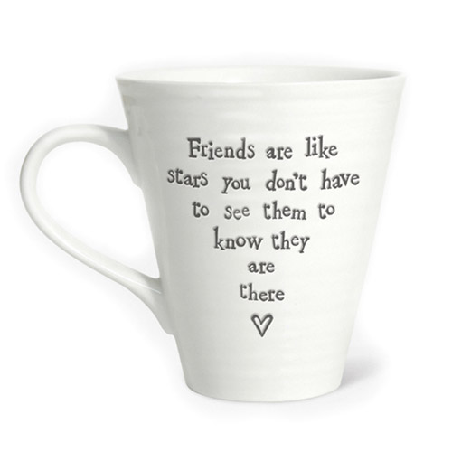 East of India Friends are Stars Mug