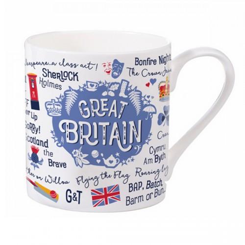 Love Your Nation 'Great Britain' Mug