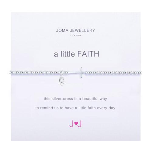 Joma Jewellery A Little Faith Bracelet