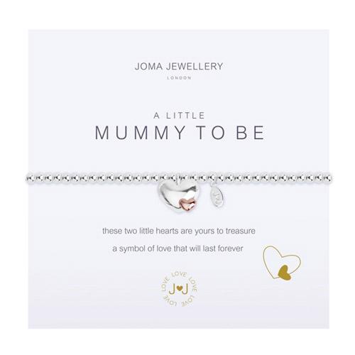 Joma Jewellery A Little Mummy to Be Bracelet