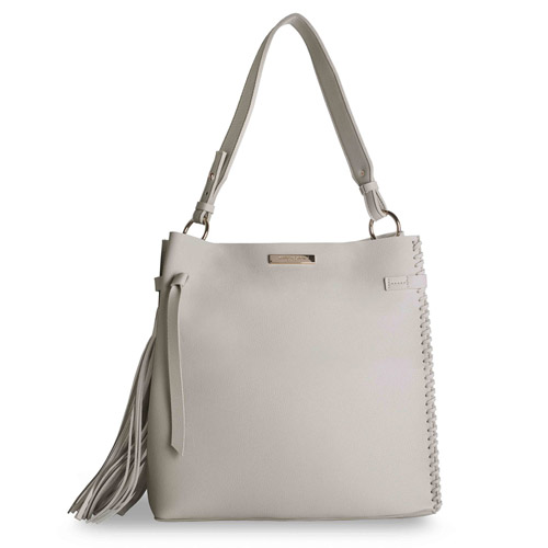 Katie Loxton Florrie Day Bag in Stone
