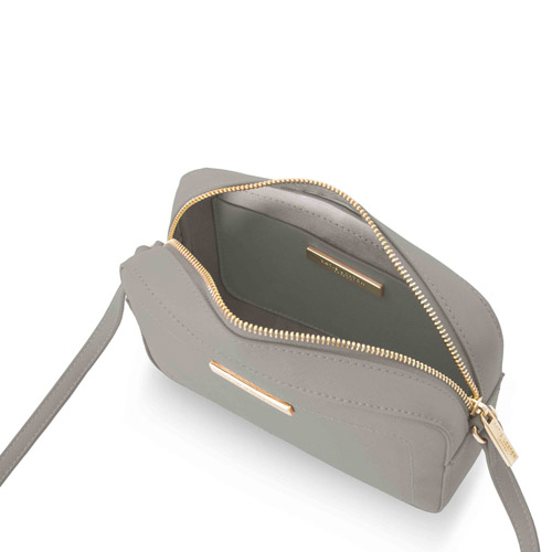 Katie Loxton Loulou Cross Body Bag in Grey