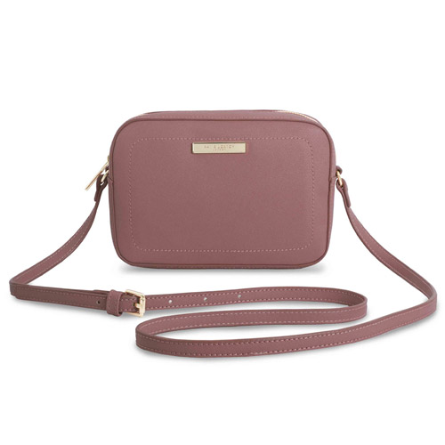 Katie Loxton Loulou Cross Body Bag in Pink
