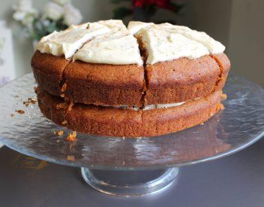 No15 Carrot Cake