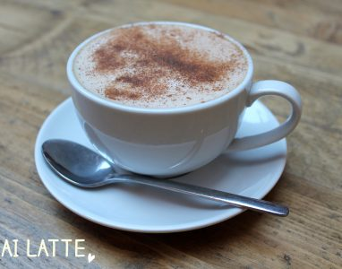 No15 Chai Latte