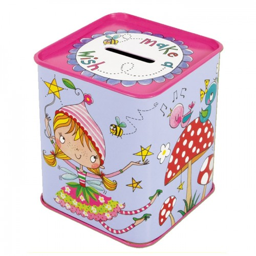 Rachel Ellen Fairy Money Tin