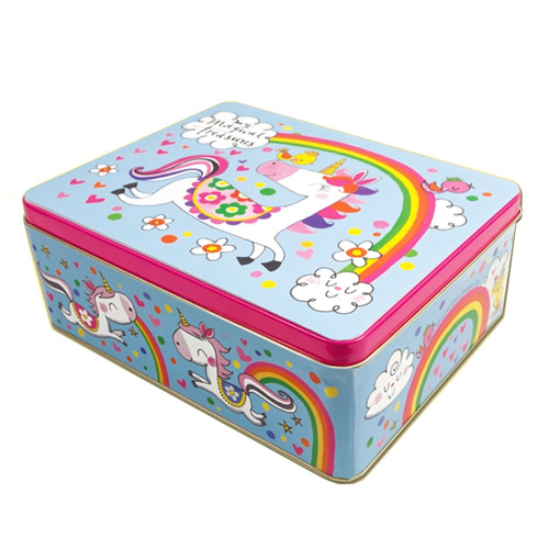 Rachel Ellen Magical Treasures Unicorn Tin