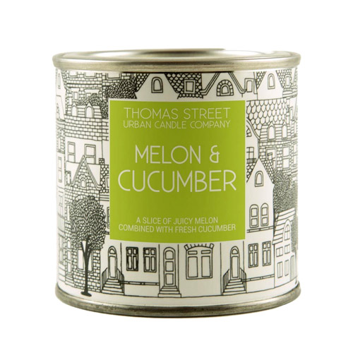 Thomas Street Candles Melon & Cucumber