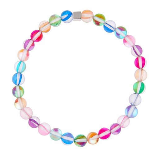 Carrie Elspeth Halo-Bracelet