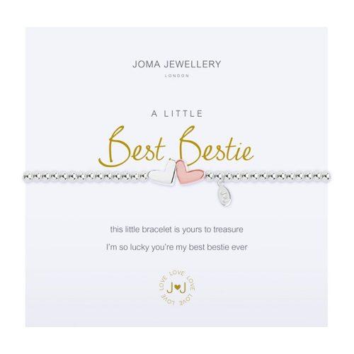 Joma Jewellery a little Best Bestie bracelet QpqKP