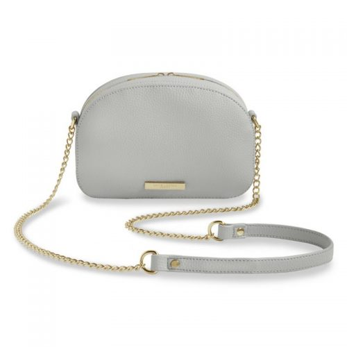 Katie Loxton Half Moon Bag - Grey